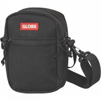 Globe Bar Sling Pack Black