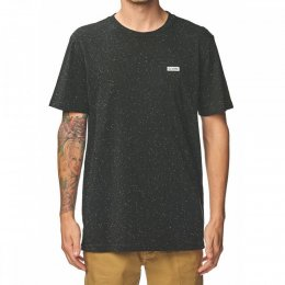 Globe Draft Tee Black