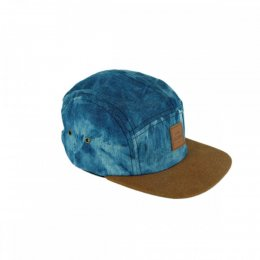 Globe Errol 5-Panel Cap Acid Blue