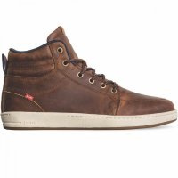 Globe GS Boot Brown Leather Schuh