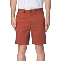 Globe Goodstock Chino Walkshort Brickred