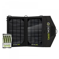Goal Zero GUIDE 10 Powerpack Solar Kit