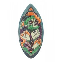 HW-Shapes Art Series Hybridskim SEEMANNSGARN Skimboard