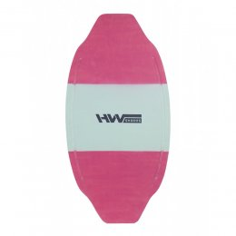 HW-Shapes Freestyleskim Colorblock Pink Skimboard READY...