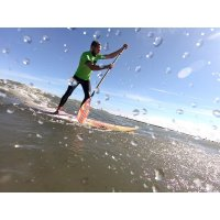 HW-Shapes Stand Up Paddling Einzelunterricht Wave (1h)...