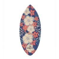 HW-Shapes Waveskim Foamy Skimboard Flowers