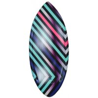 HW-Shapes Waveskim SKIMSTRIPES Skimboard READY TO GO