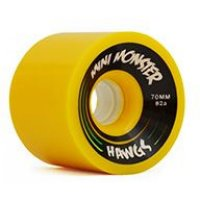Hawgs MINI MONSTER Yellow 70mm 82a (4er Set)