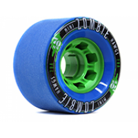 Hawgs MINI ZOMBIES 70mm 78a Blue - Green Core (4er Set)