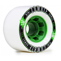 Hawgs MINI ZOMBIES 70mm 80a White- Green Core (4er Set)