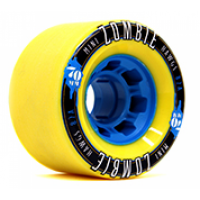 Hawgs MINI ZOMBIES 70mm 82a Yellow- Blue Core (4er Set)