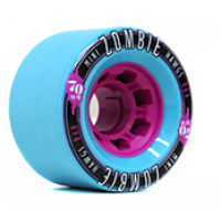Hawgs MINI ZOMBIES 70mm 86a Teal- Purple Core  (4er Set)