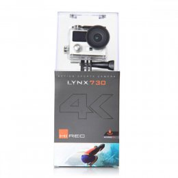 HiRec Lynx 730 Action Sports Video Cam Gold