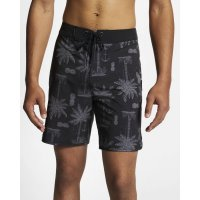 Hurley Boardshort Phantom Asylum 18 Black
