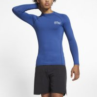 Hurley Lycra Pro Light Top Blau