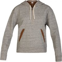 Hurley Two Faces Fleece Half Zip Grey