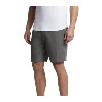 Hurley Walkshorts Boardwalk 20.5 Phantom Heather Black