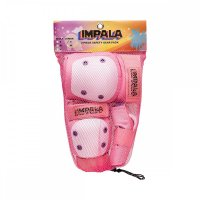 Impala 3 Piece Safety Gear Pack PROTECTION SET Schonerset...