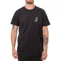 Katin Venus Surfs Tee T-Shirt Black Wash
