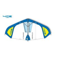Kitewing 4CE -FORCE Komplettwing