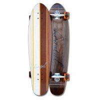Koastal TWO FACE Longboard Deck
