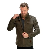 Lakor Amity Shirtjacket Green Medium