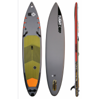 Light I-Sup Adventure 126 Touren SUP Blue
