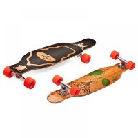 Loaded FAT TAIL Longboard Komplettboard