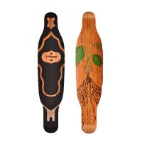 Loaded FATTAIL Longboard Flex 1 Deck