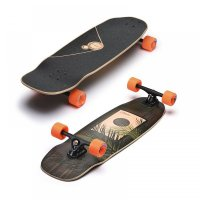 Loaded Omakase Palm Longboard Komplettboard