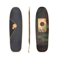 Loaded Omakase Palm Longboarddeck