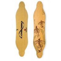 Loaded VANGUARD Longboard Flex 1 Deck