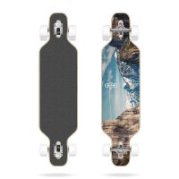Long Island Breath Drop Longboard Komplettboard