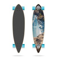 Long Island Breath Pintail Longboard Komplettboard