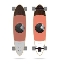 Long Island Mitic 35 Pintail Longboard