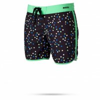 Mystic Boardshort MILLION SPOTS Summer Green