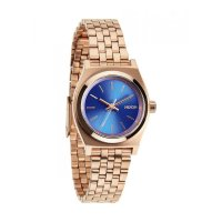 NIXON SMALL TIME TELLER Rose Gold