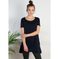 (NOORLYS) Dress Fluddern Navy