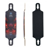 Never Summer CLUTCH Longboard Deck