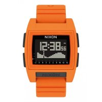 Nixon Base Tide Surfuhr Tidenuhr Orange