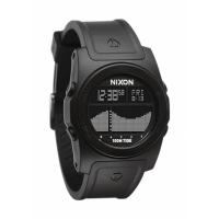 Nixon RHYTHM Surfuhr Tidenuhr All Black