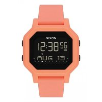 Nixon Siren Light Tangerine
