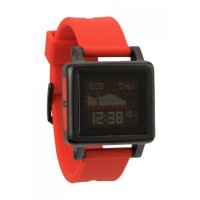 Nixon THE HOUSING Surfuhr Tidenuhr Red