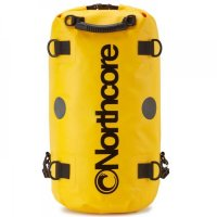 Northcore Dry Bag Backpack 40L Yellow