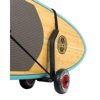 O&E Double SUP/ Longboard Trolley Wheeled