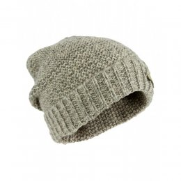 Oakley Womens LIMA Beanie Wood Gray