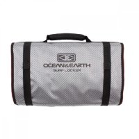 Ocean & Earth Mens Surf Locker Silver