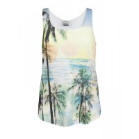 Oxbow Tank Top TEREBEL White