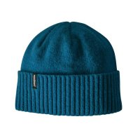 Patagonia Fishermans Brodeo Beanie Balkan Blue