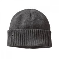 Patagonia Fishermans Brodeo Beanie Feather Grey